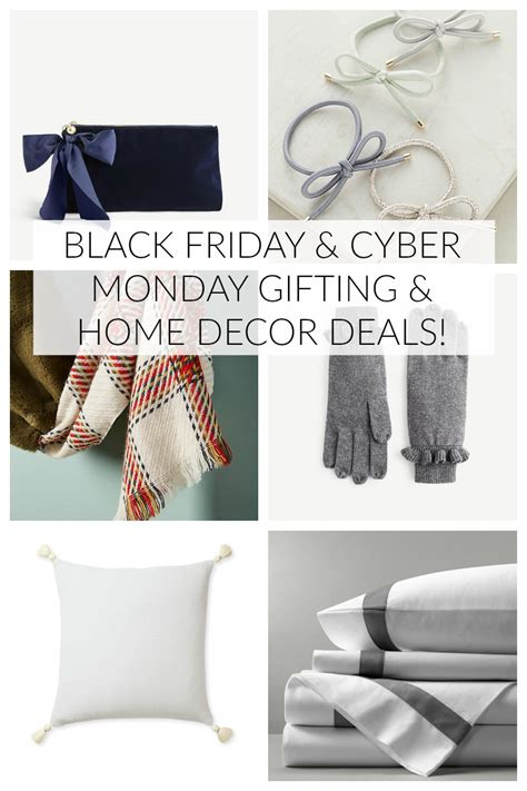 the best cyber monday gift home decor deals driven by