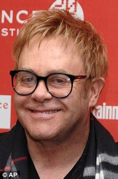 Jesus Made The Blind Man See Elton John Claims Jesus Was A Super Intelligent Man