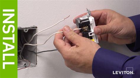 leviton presents how to install smartlockpro afci gfci