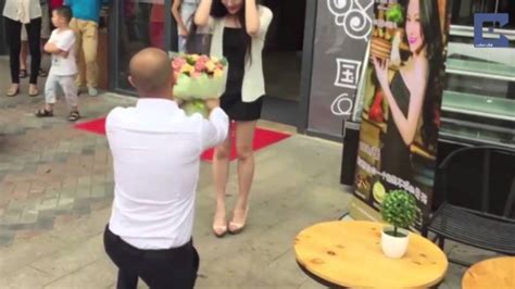 Sports Car Marriage Proposal Fails   YouTube