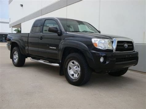 2008 Toyota Tacoma 4 Door For Sale Find Used 2008 Toyota Tacoma Base Extended Cab 4