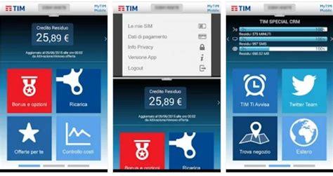 operatore tim mobile come disattivare un offerta tim vodafone wind 3 italia