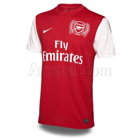 Jersey Arsenal Gk Home 11 12 new arsenal kit 11 12 home nike 125th anniversary football kit news new soccer jerseys