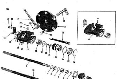 ford 5000 power steering diagram ford 5000 power steering diagram ford wiring diagram and
