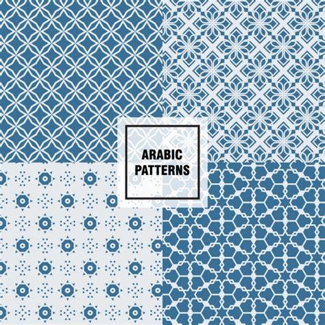arab pattern vector free download arabic pattern design vector free download
