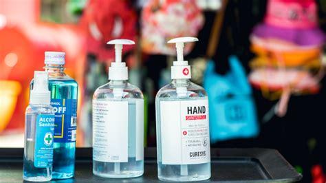 fda warns    hand sanitizers potentially  methanol sheknows