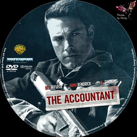the accountant dvd cover labels 2016 r2 german custom