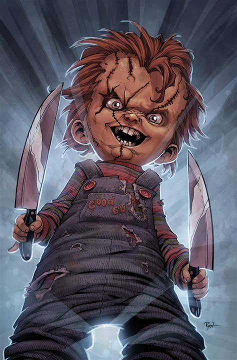 film d horreur chucky 1 chucky art from the child s play series of films