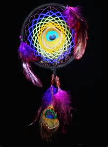 beaded dreamcatcher with peacock feathers arts crafts and design finds