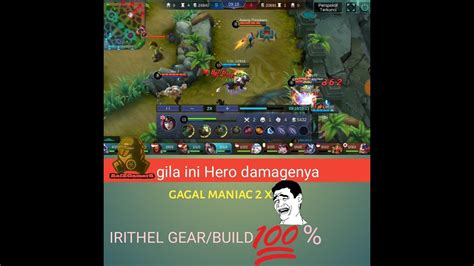 tutorial irithel new hero irithel is amazing mvp build first gameplay