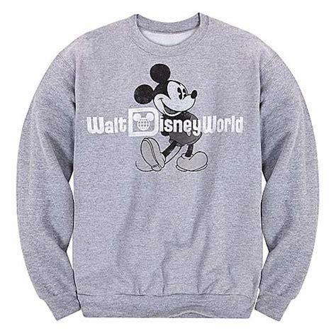 Sweater Logo Mickey Mouse Roffico Cloth disney crewneck sweatshirts clothing