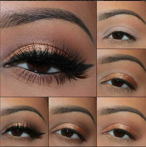 eyeshadow tutorial beginners timeless eye makeup look the classic smokey eye smokey
