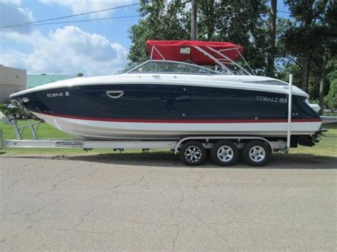 cobalt boats for sale in texas cobalt 302 boats for sale in texas
