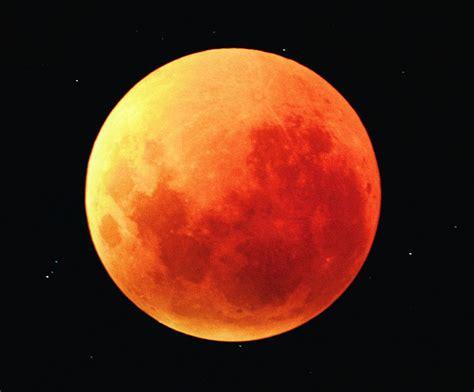 Lunar L by Eclipse Total De El 14 Y 15 De Abril Se Ver 225