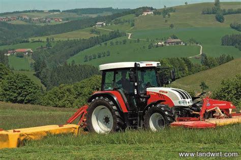 Motorräder Für Große Männer by 15 000ster Steyr Traktor 9000 Mt L 195 164 Uft Vom Band