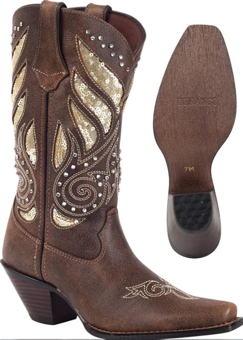 bling boots new durango s crush bling leather western