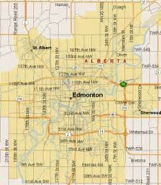 edmonton map region alberta listings canada