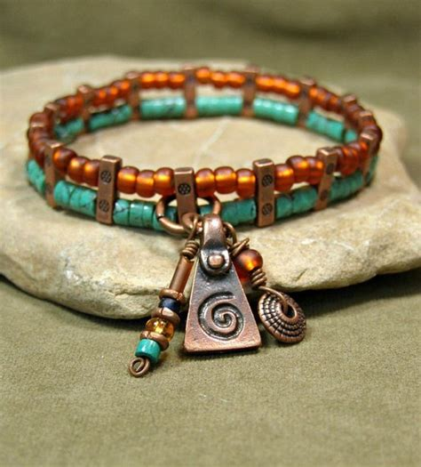 Handmade Jewelry Diy - 13 best images about i bead on nut bracelet