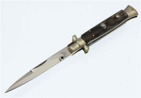 automatic stiletto switchblade switchblade knives image mag