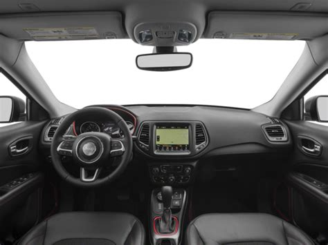 jeep compass 2018 interior sunroof 2018 jeep compass trailhawk 4x4 sunroof remote