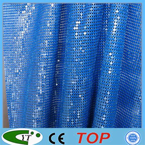 metal mesh curtain fabric aliexpress com buy 4mm metal mesh fabric metallic cloth