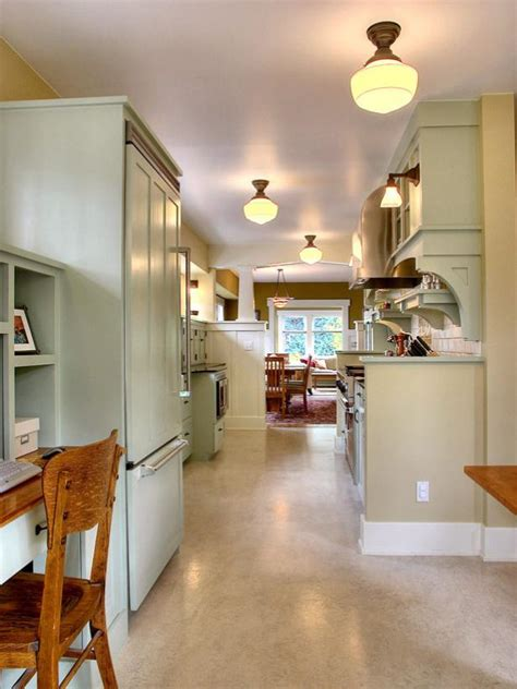 Galley Kitchen Lighting Ideas Pictures Ideas From Hgtv Galley Kitchen Lighting Ideas