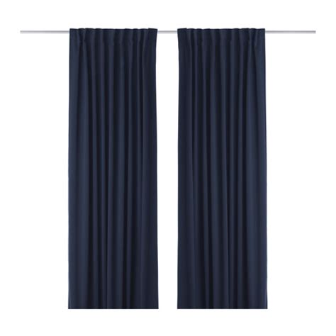 Navy Blue Curtains Ikea Pin Blue Curtains On Pinterest