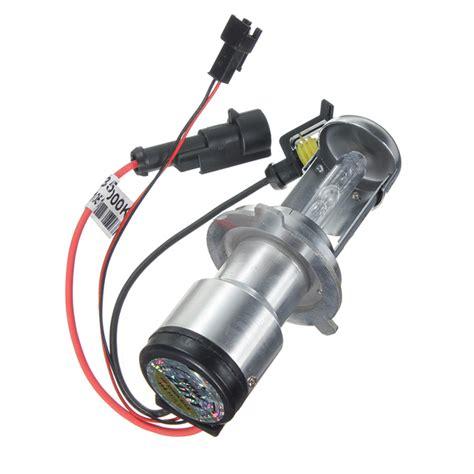 Hid Autovision Car Conversion Kit Hilow 12v 35w Mobil 1 Set 2 Slim Ballast car h4 h4 3 hi lo front light headlight bi xenon hid bulb 35w 6000k us 12 99