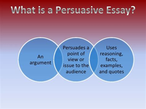 Steps To Write A Persuasive Essay by How To Write A Process Essay Steps