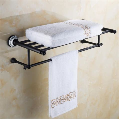 black towel racks bathroom continental european luxury black bathroom towel racks 100
