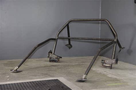 maximum motorsports nhra 2011 mustang cage install