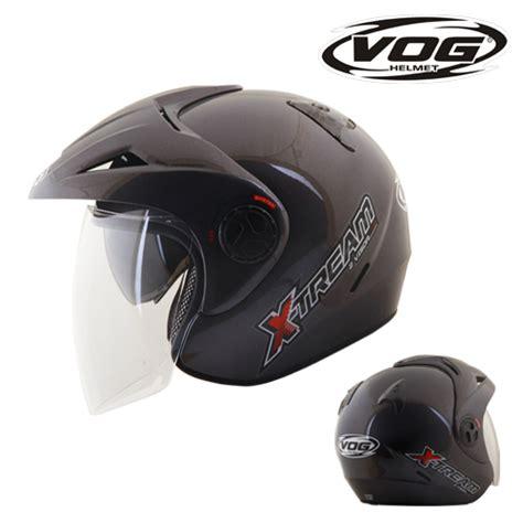 Helm Vog Helm Vog X Tream 2v Solid Pabrikhelm Jual Helm Murah