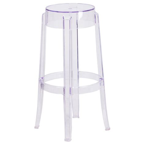 ghost counter stools canada modern bar stools ghost bar stool eurway