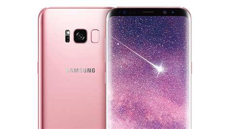 Harga Samsung S8 Taiwan samsung galaxy s8 berwarna ros merah jambu dilancarkan