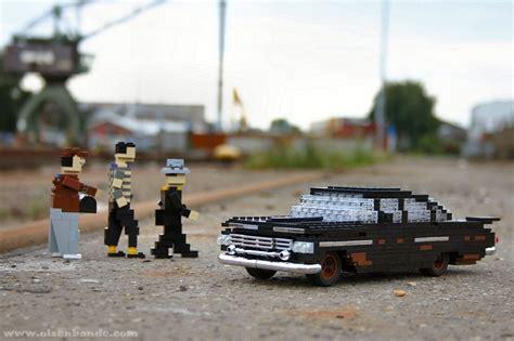 Olsenbande Auto by Besondere Fans Stephan Die Olsenbande Aus Lego