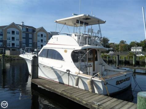 jersey sport fishing boats 1989 used jersey 42 jersey dawn sports fishing boat for