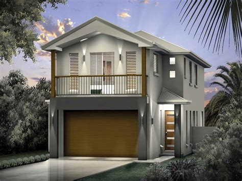 narrow lot house plans narrow lot beach house plans beach