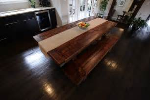 Houzz Dining Room Tables by Rustic Trades Dining Tables Eclectic Dining Room