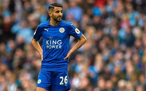 Leicester City 3rd 1 leicester city winger riyad mahrez submits transfer request