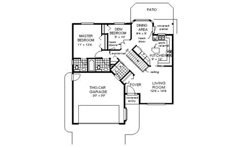retirement home plans retirement house plans