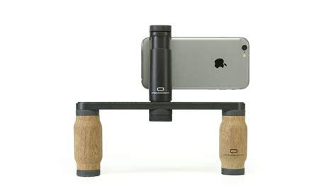 Perkiraan Pro shoulderpod r1 pro merekam ponsel jadi baik telset