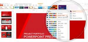 Powerpoint Template Color Scheme by How To Make Powerpoint Themes With A Custom Color Palette