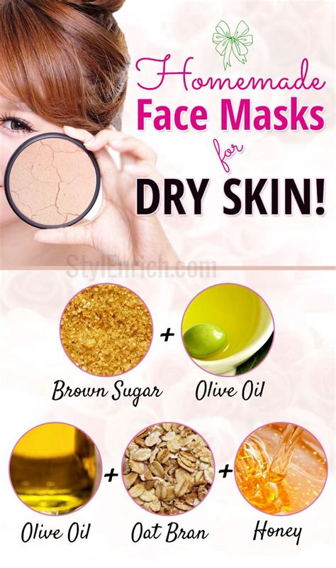 Diy Moisturizing Mask For Skin Diy Do It Your Self Masks For Skin Skin Care Tips
