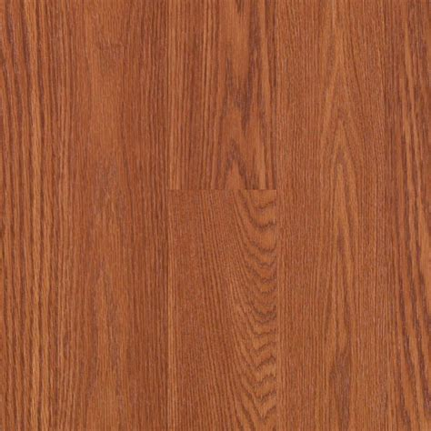 pergo outlast java scraped oak laminate flooring 5 in x 7 in take home sle pe 740145