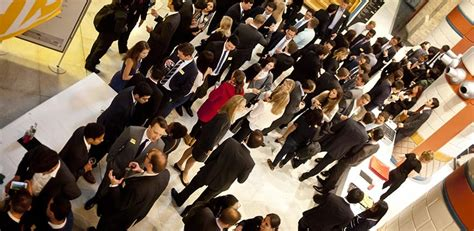 How Many Types Of Mba Are There In India by Why Attending Business School Events Is A Smart Investment