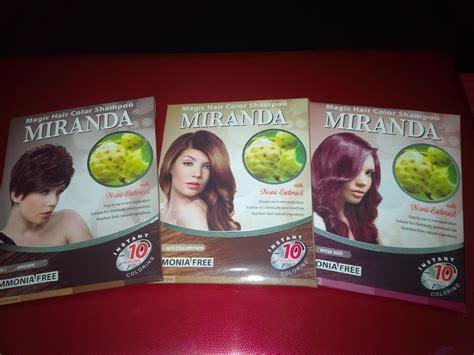new hair with miranda magic color shoo wine red miranda magic hair color shoo from pt victoria care