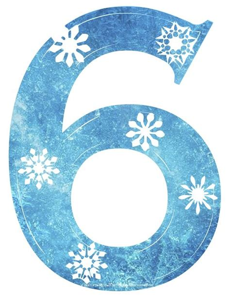 frozen film number 2 free frozen font frozen snowflake clipart numbers