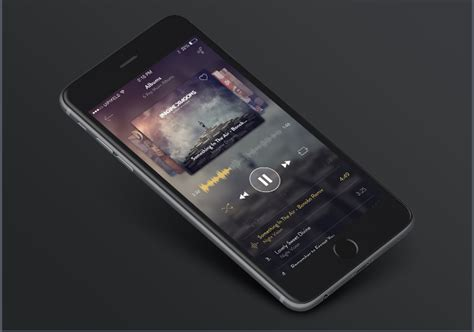 music layout on iphone free music app for iphone 6