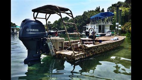 gator trax boat with outboard lance s 2013 17 215 54 gator trax hybrid hd yamaha f 70