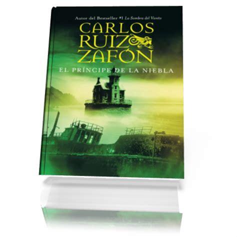 libro el prncipe de la lariisaa mi opinion sobre el libro el principe de la niebla de carlos ruiz zafon